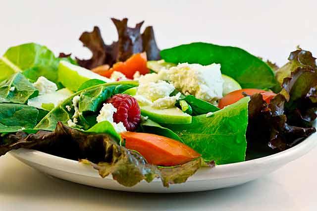 Alimentos beneficiosos
